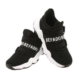 Calçados infantis Befado 516Y066 preto 4