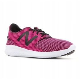 Sapatos Kjcstgly New Balance Jr preto rosa 1