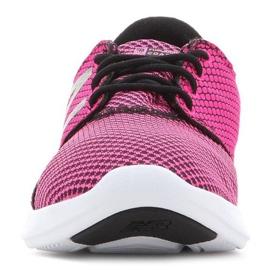 Sapatos Kjcstgly New Balance Jr preto rosa 3
