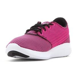 Sapatos Kjcstgly New Balance Jr preto rosa 4