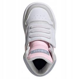 Sapatos Adidas Hoops Mid 2.0 I Jr FY9290 vermelho 2