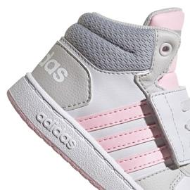 Sapatos Adidas Hoops Mid 2.0 I Jr FY9290 vermelho 3