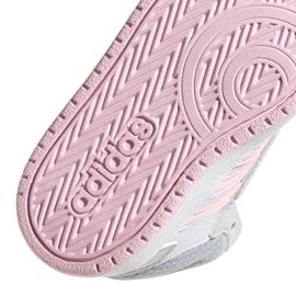 Sapatos Adidas Hoops Mid 2.0 I Jr FY9290 vermelho 4