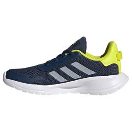 Tênis Adidas Tensaur Run K Jr FY7286 azul 1