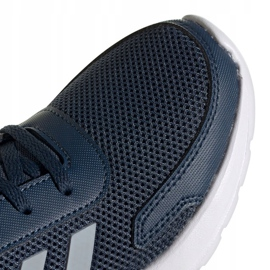 Tênis Adidas Tensaur Run K Jr FY7286 azul 3