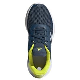 Tênis Adidas Tensaur Run K Jr FY7286 azul 4