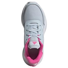Tênis Adidas Tensaur Run K Jr FY7288 azul 3