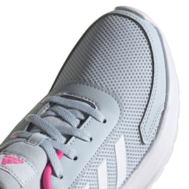 Tênis Adidas Tensaur Run K Jr FY7288 azul 4