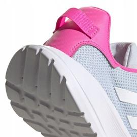 Tênis Adidas Tensaur Run K Jr FY7288 azul 5