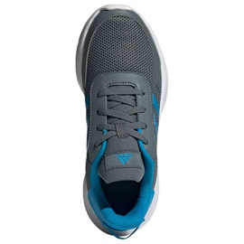 Tênis Adidas Tensaur Run K Jr FY7289 azul 3