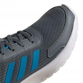 Tênis Adidas Tensaur Run K Jr FY7289 azul 5