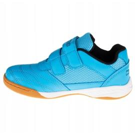 Sapatos Kappa Kickoff K 260509K-6211 preto azul 1