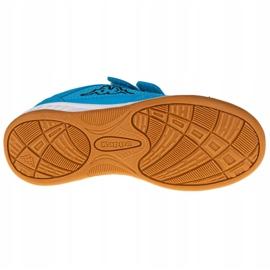Sapatos Kappa Kickoff K 260509K-6211 preto azul 3