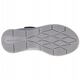 Skechers Microspec Texlor Jr 403770L-BKRD preto 3