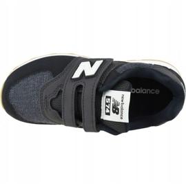 Tênis New Balance Jr YV574DMK preto 2