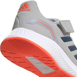 Sapatos adidas Runfalcon 2.0 Jr FZ0115 cinza 4