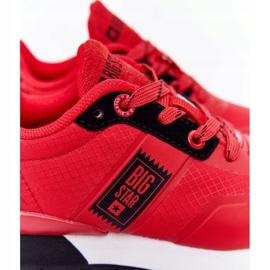 Sapatos esportivos infantis de espuma de memória Big Star HH374173 vermelho 1