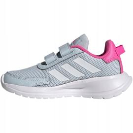 Sapatos Adidas Tensaur Run C Jr FY9197 vermelho 2