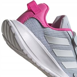 Sapatos Adidas Tensaur Run C Jr FY9197 vermelho 3
