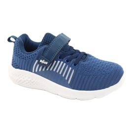 Sapatos infantis Befado 516X063 azul 1