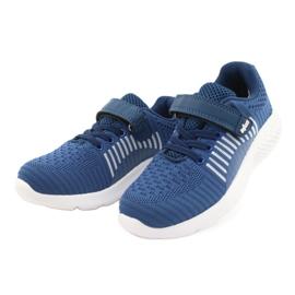 Sapatos infantis Befado 516X063 azul 2