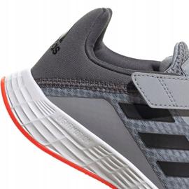 Sapatos Adidas Duramo Sl C Jr FY9170 cinza 3