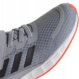 Sapatos Adidas Duramo Sl C Jr FY9170 cinza 4