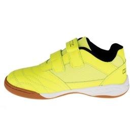 Sapatos Kappa Kickoff K 260509K-4011 azul marinho amarelo 1