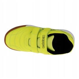 Sapatos Kappa Kickoff K 260509K-4011 azul marinho amarelo 2
