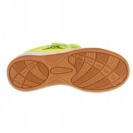 Sapatos Kappa Kickoff K 260509K-4011 azul marinho amarelo 3