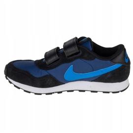 Sapato Nike Md Valiant Psv Jr CN8559-412 vermelho azul marinho 1