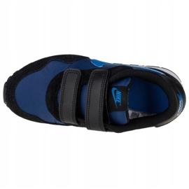 Sapato Nike Md Valiant Psv Jr CN8559-412 vermelho azul marinho 2