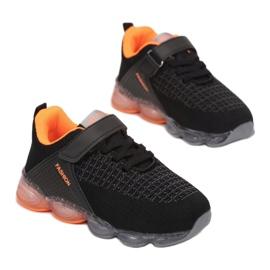 Vices Vícios 3XC8081-LED-138-preto / laranja 2