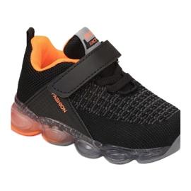 Vices Vícios 1XC8081-LED-138-preto / laranja multicolorido 2