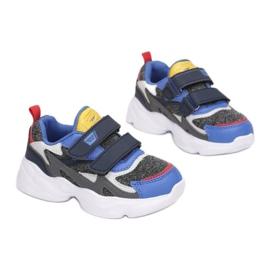 Vices Vícios 3XC8029-109-cinza / marinho azul marinho azul multicolorido 2