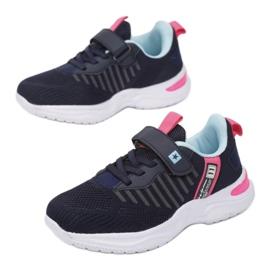 Vices Vícios 5XC8204-174-navy / fushia azul marinho rosa 2