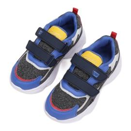 Vices Vícios 5XC8029-109-cinza / marinho azul multicolorido 2