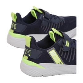 Vices Vícios 5XC8203-122-marinho / verde azul marinho 2