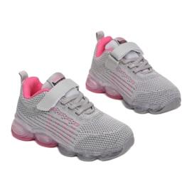 Vices Vícios 3XC8078-LED-197-cinza / fushia rosa 2