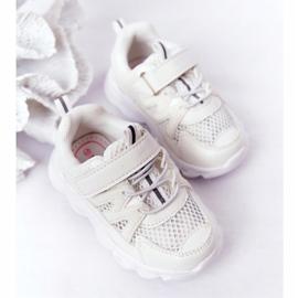Tênis Infantil Com Solado Iluminado Led White So Cool! branco 3