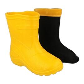 Calçado infantil Befado galocha- amarelo 162P107 1