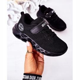 Calçados infantis esportivos tênis Big Star HH374184 preto 3