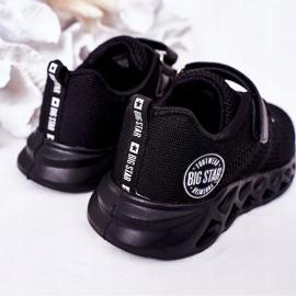 Calçados infantis esportivos tênis Big Star HH374184 preto 7