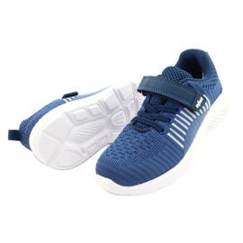 Sapatos infantis Befado 516X063 azul 3