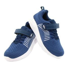 Sapatos infantis Befado 516X063 azul 4