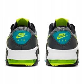 Sapata Nike Air Max Excee Power Up Jr CW5834-001 preto multicolorido 1
