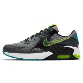 Sapata Nike Air Max Excee Power Up Jr CW5834-001 preto multicolorido 4