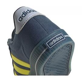 Sapatos Adidas Daily Jr FY7199 preto azul marinho 1
