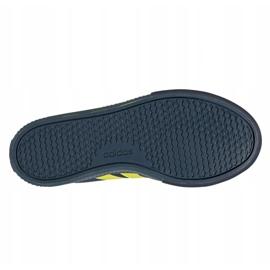 Sapatos Adidas Daily Jr FY7199 preto azul marinho 4