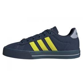 Sapatos Adidas Daily Jr FY7199 preto azul marinho 5